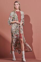 ESSENZA Jula Marlene Kimono, Mehrfarbig, ArtikelNr 401722-367