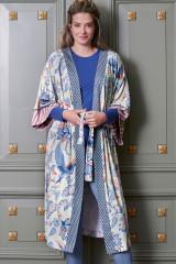 Pip Studio Noelle Royal Birds Kimono, Mehrfarbig, ArtikelNr 51510258-263