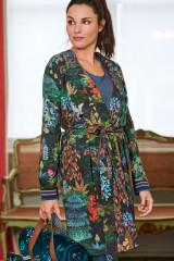 Pip Studio Ninny Pip Garden Kimono, Mehrfarbig, ArtikelNr 51510228-233
