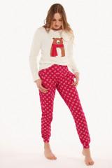 Cheek Pyjama, Mehrfarbig, ArtikelNr 63438