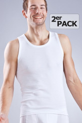 JockeyModern ClassicAchselshirt, 2er-Pack