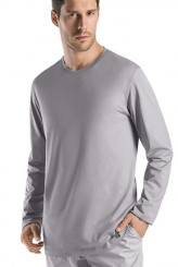HanroNight & DayShirt langarm