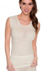 SangoraSchurwolle/ModalShirt ohne Arm