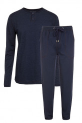 JockeyLoungewear by JockeyPyjama lang navy melange