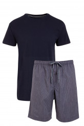 Jockey Nightwear Pyjama kurz navy