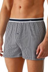 Mey HerrenwäscheModern StyleBoxer-Shorts mit Streifen