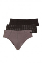 Jockey Cotton+ 2500 Brief, 3er-Pack