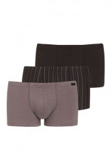 Jockey Cotton+ 2500 Short Trunk, 3er-Pack