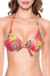 AntigelLa SamarkandTriangel-Bikini-Oberteil, geformte Schale