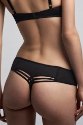 Marlies Dekkers Dame de Paris black String - 7 cm