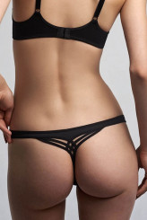 Marlies Dekkers Dame de Paris black String - 2 cm