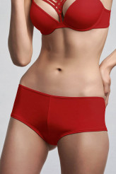 Marlies Dekkers Dame de Paris red Brazilian Shorts - 12 cm