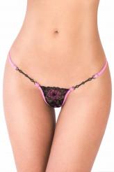 Lucky CheeksExklusiv String EditionExquisite Pink Luxus String