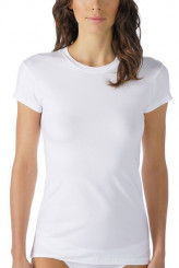 Mey Damenwäsche Cotton Pure Shirt, kurzarm