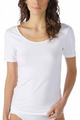 Mey DamenwäscheSerie Cotton PureShirt, kurzarm Rundhals