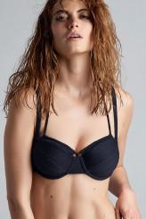 Marlies DekkersHoli Vintage dark bluePlunge Balconette Bikini-Oberteil