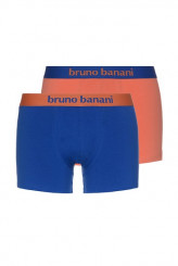 Bruno Banani2Pack Simply CottonShort, 2er-Pack Flowing