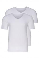 JockeyMicrofiber AirV-Shirt 1+1 gratis