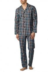 Mey HerrenwäscheNight FashionPyjama lang, durchgeknöpft