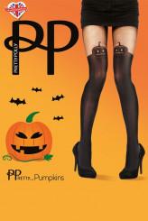 PrettyPollyHalloween TightsPumpkin Tights