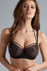 Marlies Dekkers Dare to Be Plunge Balconette BH D-F