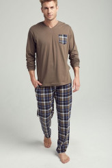 Jockey Nightwear Cotton Pyjama lang Urban Landscapes
