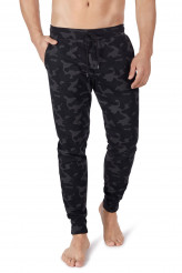 Skiny Every Night In Mix & Match Hose lang camouflage