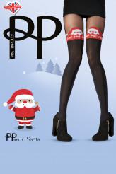 PrettyPollyChristmasJolly Santa Tights