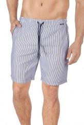 SkinySloungewearHose kurz stripes