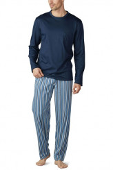 Mey HerrenwäscheNight BasicPyjama lang