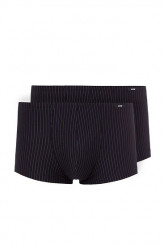 SkinyAdvantage MenPant, 2er-Pack stripe
