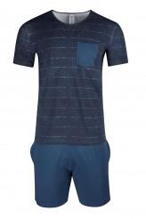SkinySloungewear TrendPyjama kurz palmtrees