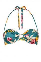 WatercultHyper VintageBandeau-Bikini-Oberteil