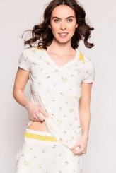Pip StudioLoungewear 2019Tobianne Moss Top Short Sleeve