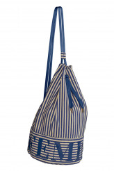 Marlies Dekkers Marinière Beach Bag blue-ecru