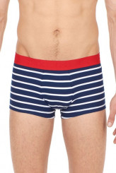 HOM Fashion Stripe Trunk Crew