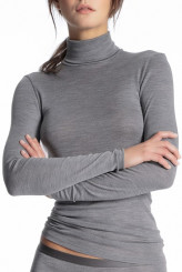 CalidaTrue ConfidenceShirt langarm, Rollkragen