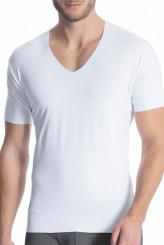 CalidaFresh CottonV-Shirt, clean cut