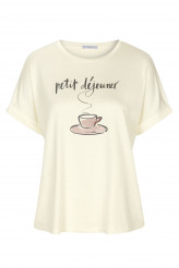 Mey Damenwäsche Night 2 Day Shirt Lilly petit déjeuner
