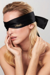 Bijoux Indiscrets Sexy Accessoires SHHH - Satin Blindfold