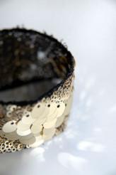 MondinFashionLITTLE GOLDEN GLITTER - Armband