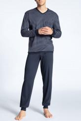 CalidaRelax StreamlinePyjama mit Bündchen