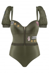 Marlies Dekkers Aviator Plunge Balconette Body