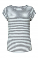 Jockey Feel Good Lounge T-Shirt stripe