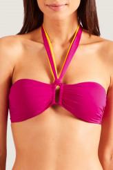 AubadeRose BaiserBandeau-Bikini-Oberteil