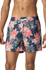 Mey Herrenwäsche Swimwear Fashion Badeshorts Big Flower