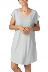 Mey DamenwäscheBigshirts & NachthemdenSleepshirt Violet uni