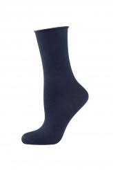 ElbeoStrickLight Cotton Rollbund-Socke