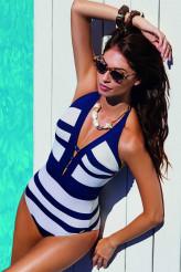 Nuria FerrerPortobelloNeckholder-Badeanzug ohne Bügel