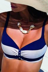 Nuria FerrerPortobelloSchalen-Bikini-Oberteil mit Bügel